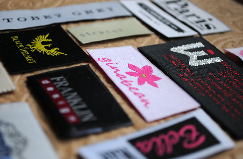 Get a quote for Custom Woven Labels