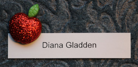 Deluxe Name Labels (Item NT11/NT12)